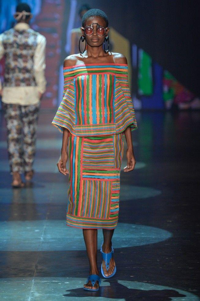 Ronaldo Fraga e sua coleção Re-Existência - São Paulo Fashion Week - SPFW N41