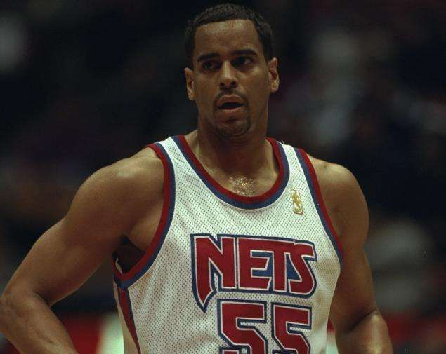31 of 48 NBA player Jayson Williams accidentally shot to death his limousine driver while he was playing with a shot gun.  Williams ended up pleading guilty to aggravated assault.