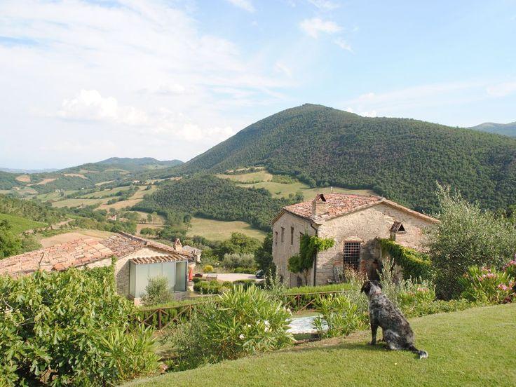 Casa Rural, perfecta para una escapada romántica en Pierantonio, Perugia Itália.