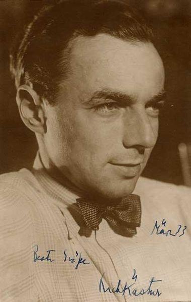 Erich Kästner, März 1933.