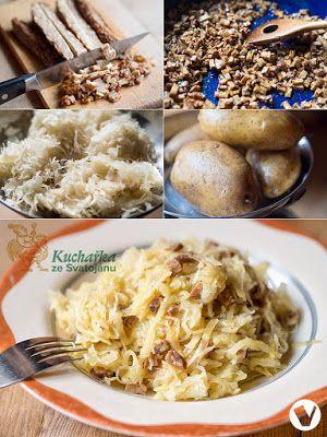 Kuchařka ze Svatojánu: FORMANSKÉ BRAMBORY