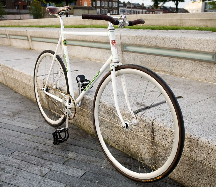 Bob Jackson Vigorelli, Roberto, everyday bike.