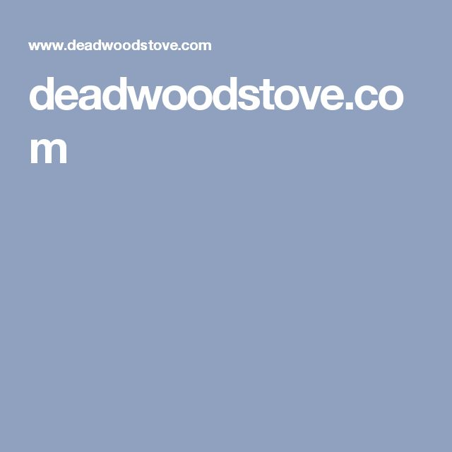 deadwoodstove.com