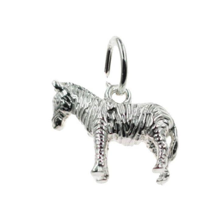 https://flic.kr/p/UBtKmn | Zebra Charm : Silver Charm  for Sale - Chain Me Up -  Fraser Ross |  Follow Us : www.chain-me-up.com.au  Follow Us : www.facebook.com/chainmeup.promo  Follow Us : twitter.com/chainmeup  Follow Us : followus.com/chain-me-up