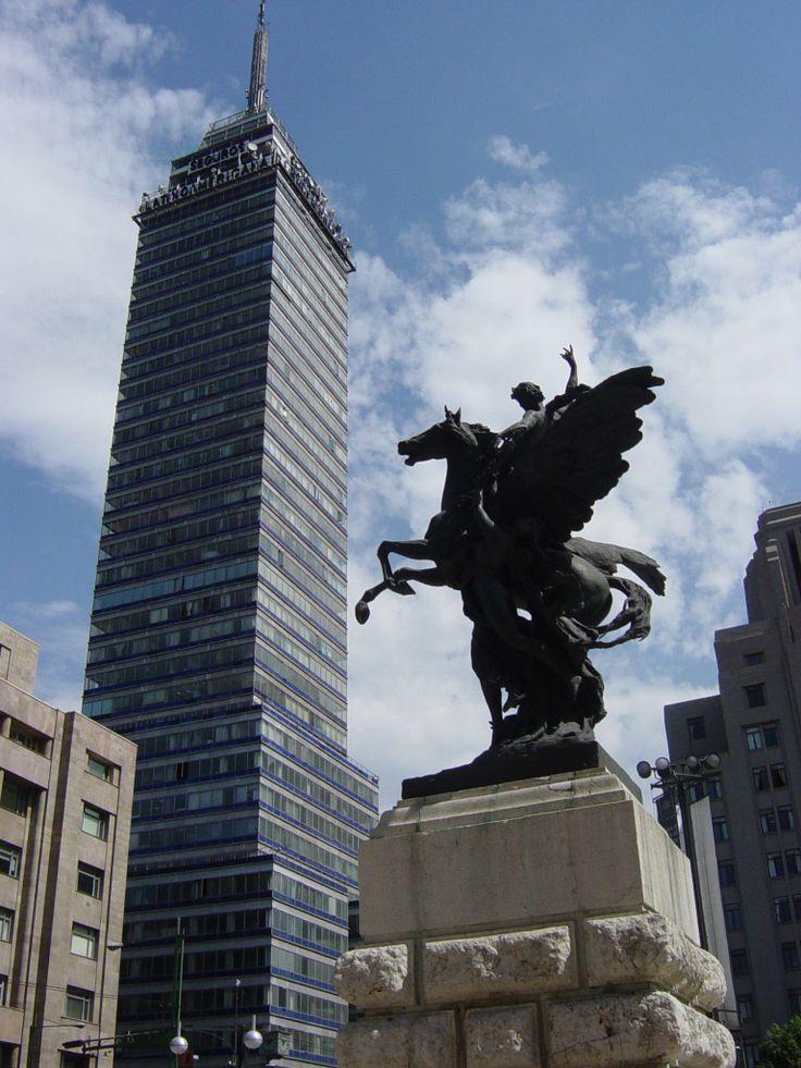 Resultado de imagen para torre latinoamericana mirador