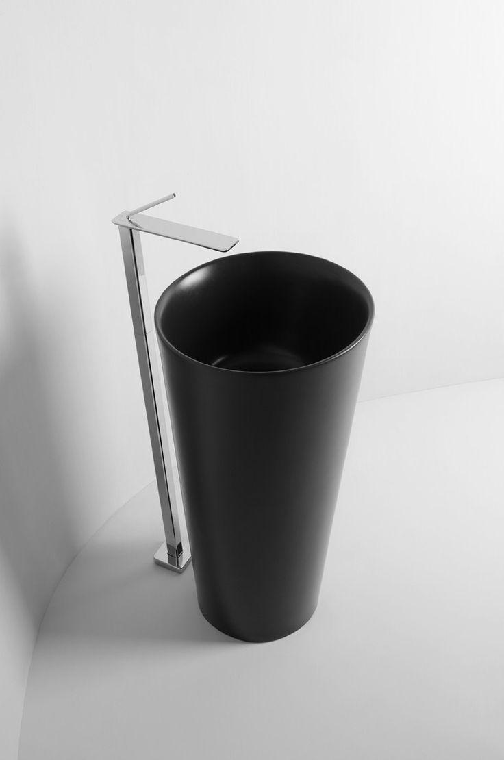 die besten 25 standwaschbecken ideen auf pinterest. Black Bedroom Furniture Sets. Home Design Ideas