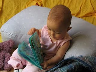 What to do at Baby Storytime by Abby the Librarian.