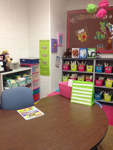 love everything about this classroom!