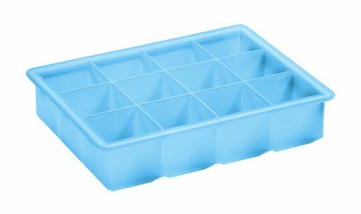 Lurch 10465 Eiswürfelbereiter Würfel 40 x 40 mm, eisblau