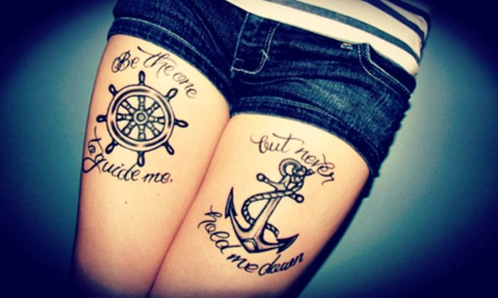 cool-tattoo-designs-for-girls-on-leg