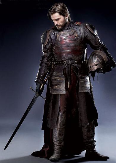 Nikolaj Coster-Waldau as Jamie Lannister JAMIE