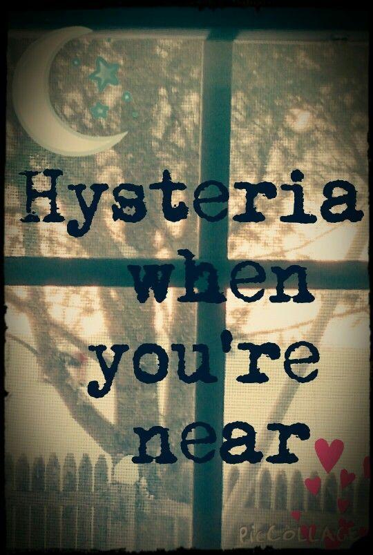 Def Leppard lyrics Hysteria #radiobabe