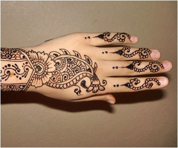 Breathtaking and Cultural #Mehndi designs for girls