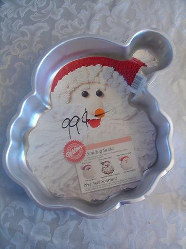 vintage santa claus cake pan jpg 1152x768