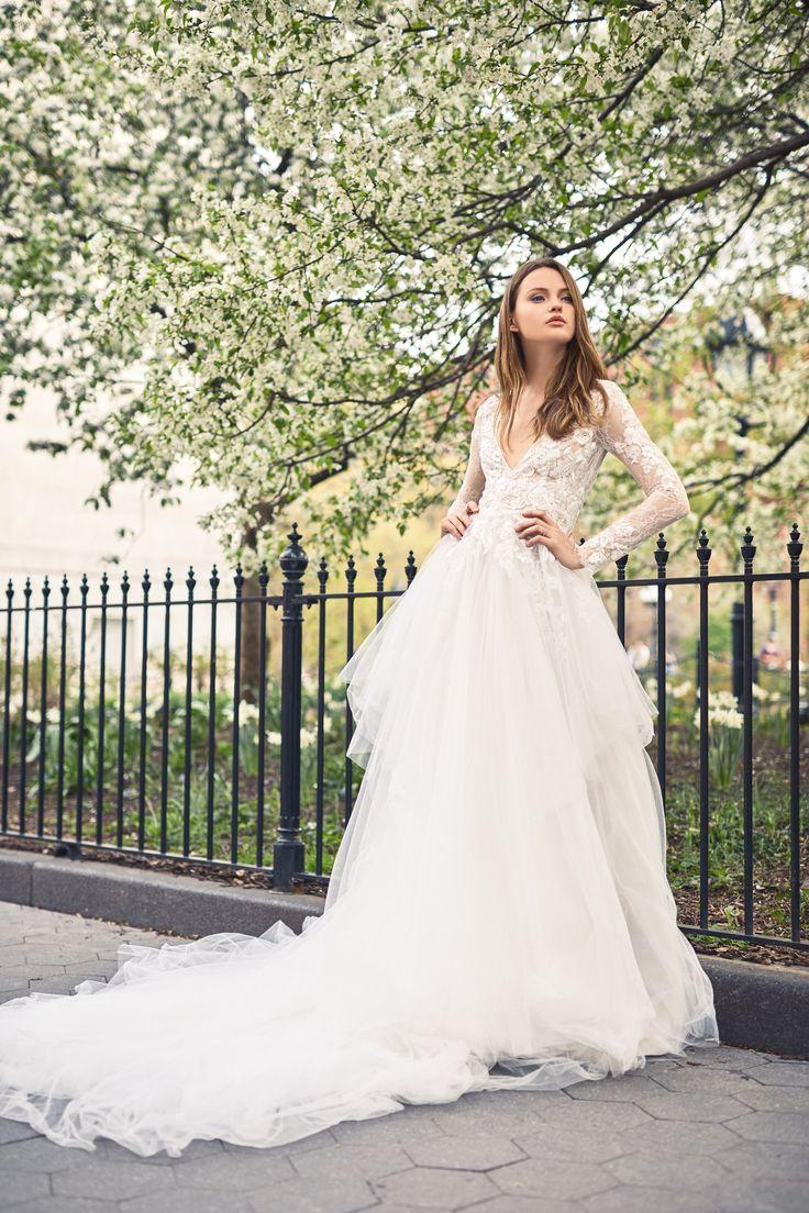 13 best bliss monique lhuillier spring 2018 images on for Buy monique lhuillier wedding dress