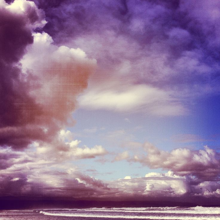 #lookout #beach #plettitsafeeling #clouds