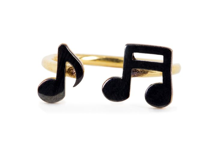 Wave hello to this awesome 925 Silver Handmade Musical Notes Ring / Yellow Gold and Black Rhodium Plated - Worldwide Free Shipping https://www.etsy.com/listing/472562908/925-silver-handmade-musical-notes-ring?utm_campaign=crowdfire&utm_content=crowdfire&utm_medium=social&utm_source=pinterest