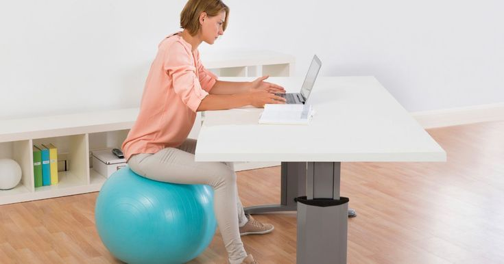 Ergonomic Chair Alternatives To Traditional Office Chairs Time To Adult Traditional Office Chairs
