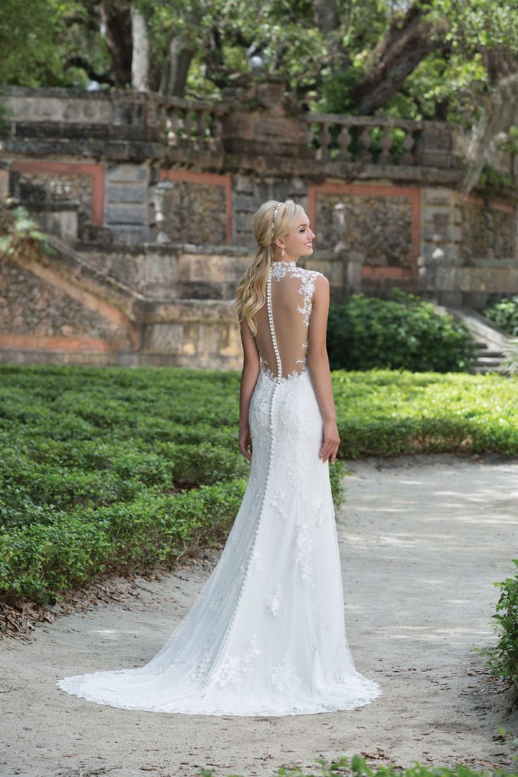 Sincerity Bridal Spring 2016 Wedding Dresses | itakeyou.co.uk #weddingdress: