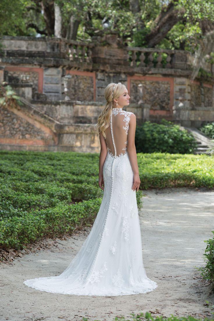 Sincerity Bridal Spring 2016 Wedding Dresses | itakeyou.co.uk #weddingdress