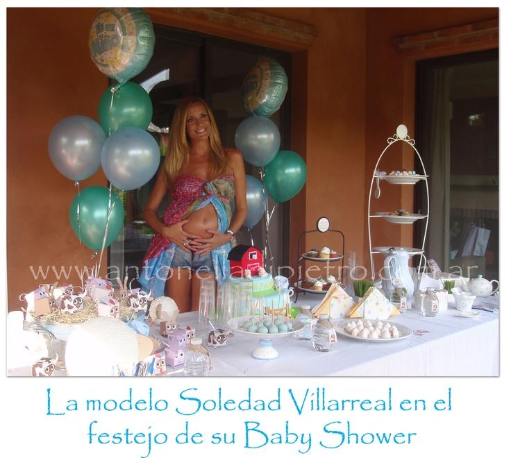 Baby shower de la modelo y conductora Sole Villarreal http://antonelladipietro.com.ar/blog/2011/02/babyshower-sole-villarreal/