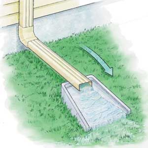 Runoff  Rainwater or melted snow that isn't routed away from the house is the most common cause of basement and crawl space moisture. Runoff percolates through porous topsoil and then stops at the compact soil near the base of the foundation. Hydrostatic pressure force . . .