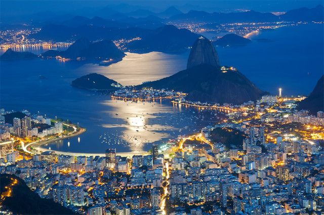 The Most Romantic Hotspots in Brazil