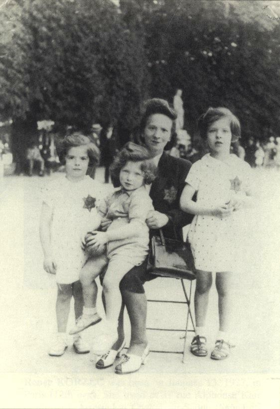 Simon Kornfeld murdered in the gas chamber in Auschwitz on August 30, 1942 with his mother and two older sisters. Simon was murdered 5 months before he reached his 3rd year.