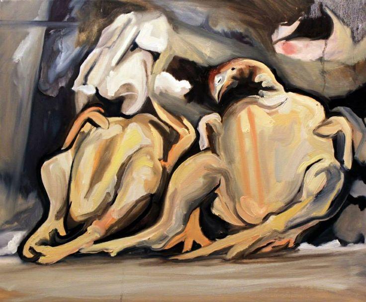 Oil on canvas, 2014