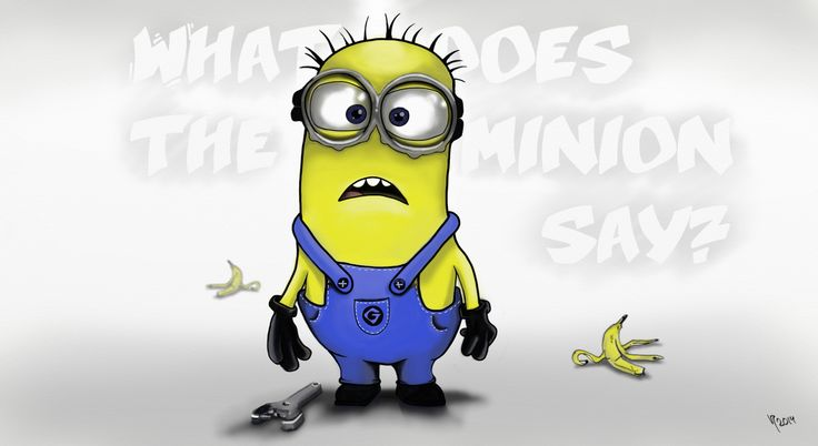 What does the Minion say? Artrage 4 + Cintiq13hd