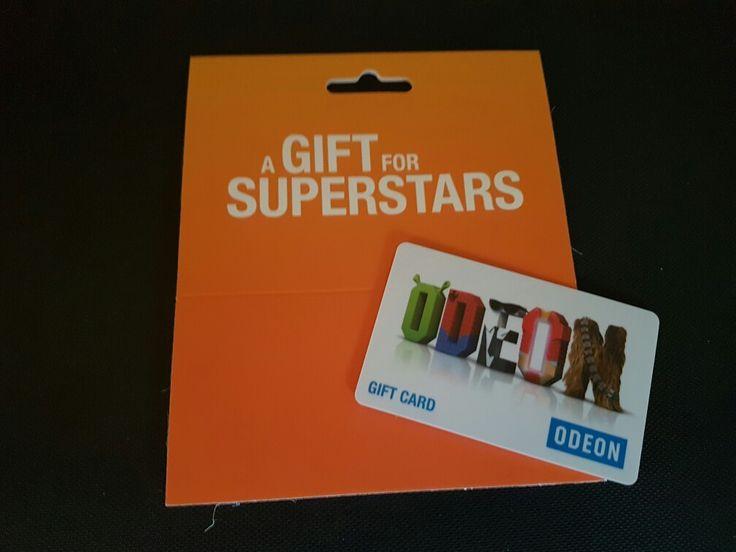 £20 Cinema Gift Card Chatterbox Bran Tub comp
