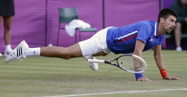 Novak Djokovic can do anything!!!