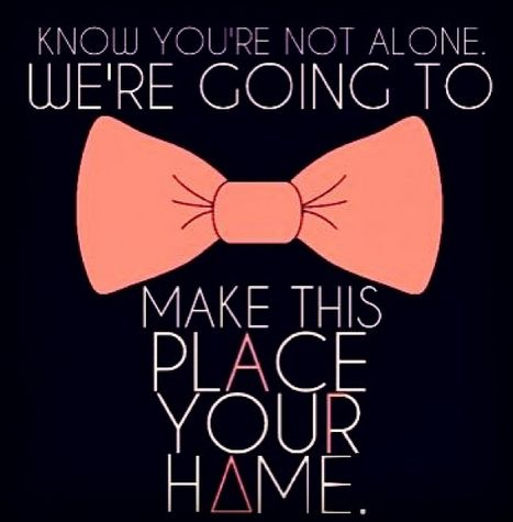 Know You're Not Alone. We're Going to Make This PlΑce YouΓ HΔme.