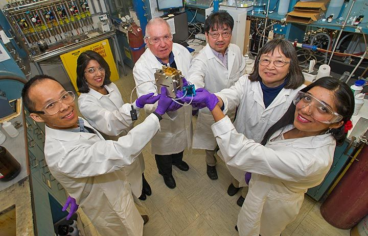 Recipe for Low-Cost, Biomass-Derived Catalyst for Hydrogen Production Promising results are a step toward a range of renewable energy strategies fueled by Nature  Wei-Fu Chen, Shweta Iyer, James Muckerman, Sasaki Kotaro, Etsuko Fujita, and Shilpa Iyer