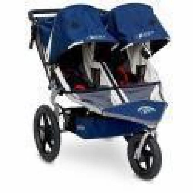 The Top 5 Double Jogging Strollers: BOB Revolution Duallie Stroller
