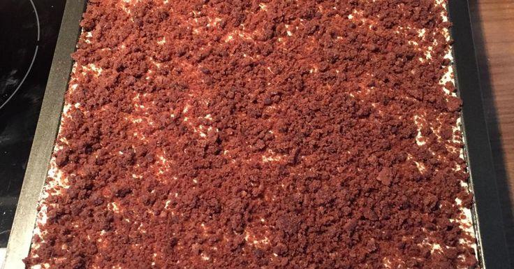 Maulwurfkuchen vom Blech