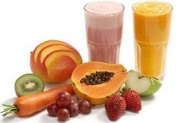 Miniatura do Vitamina de frutas