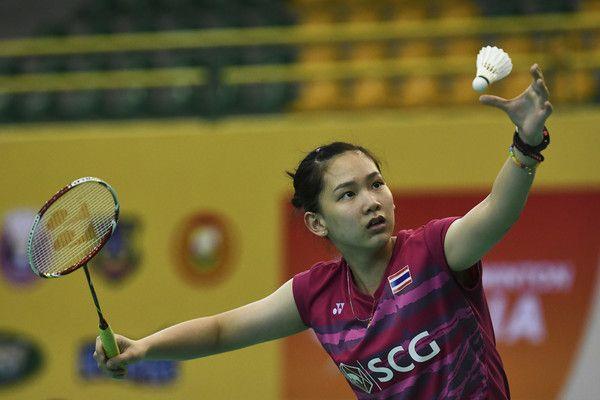 Pompawee Chochuwong Photos Photos E Plus Badminton Asia Team Championships 2018 Badminton Competing Teams