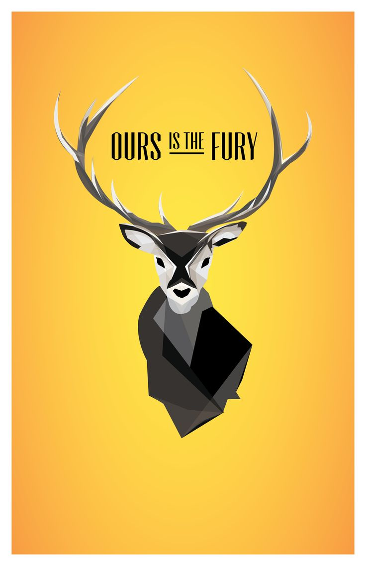 'Ours is the Fury' by Traviskoh