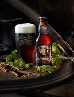 Ruthless Rye IPA beer