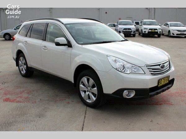 2012 SUBARU OUTBACK 2.5I For Sale $21,980 Automatic Suv | CarsGuide