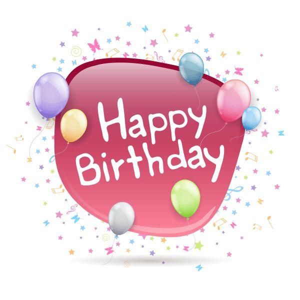 Birthday Emoticons on Pinterest | Birthday wishes, Happy birthday ...