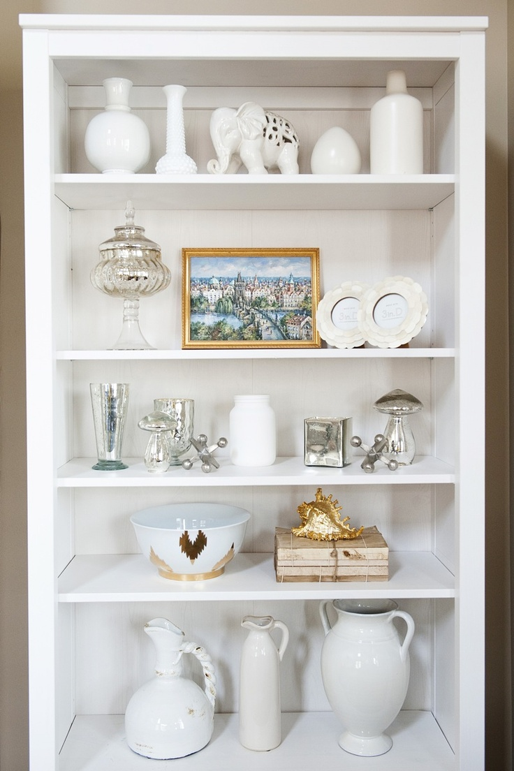Living Room Bookshelf Decorating 23 Best Images About Bookshelf Decor On Pinterest Bakers Rack