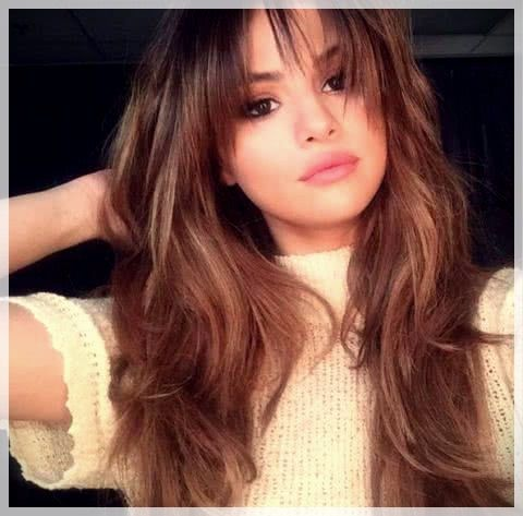 Haircuts with bangs 2019: photos and trends  #2019bangstrends #haircutwithbangs #haircutswithbangsforwomen