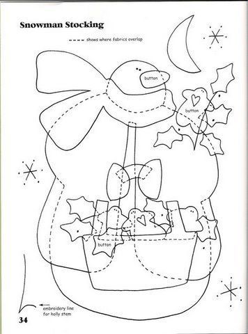Art to Heart the night before christmas (36) by renatarnv1981, via Flickr