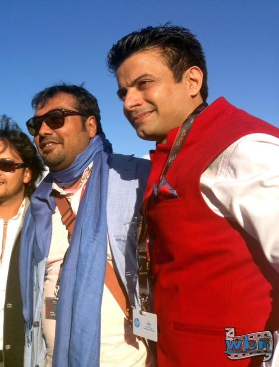 Anurag Kashyap's Ugly receives standing ovation at Cannes.