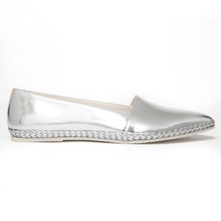 The Palma Pointy silver.