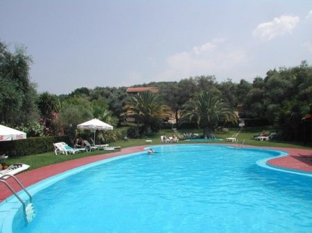Online deals for hotel Sun Apartments in Corfu, Greece - Prices from 20 € on Apr 25
