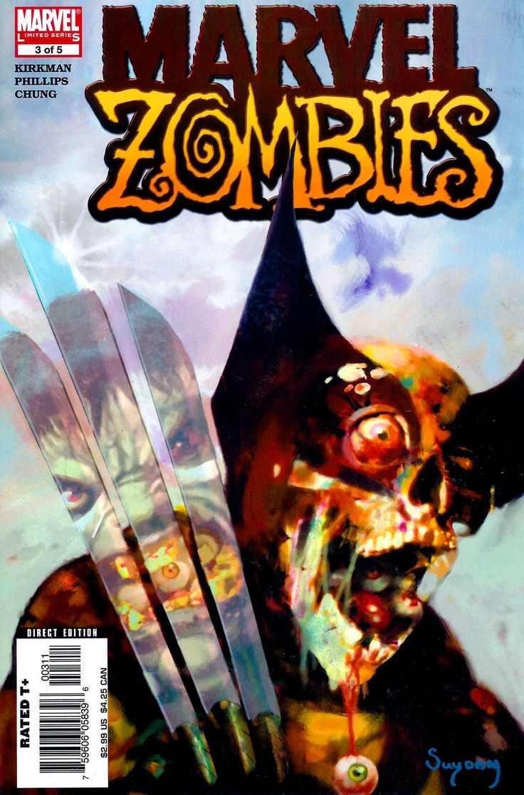 Marvel zombies by kirkman and phillips starts out with a nice fantastic four prequel and