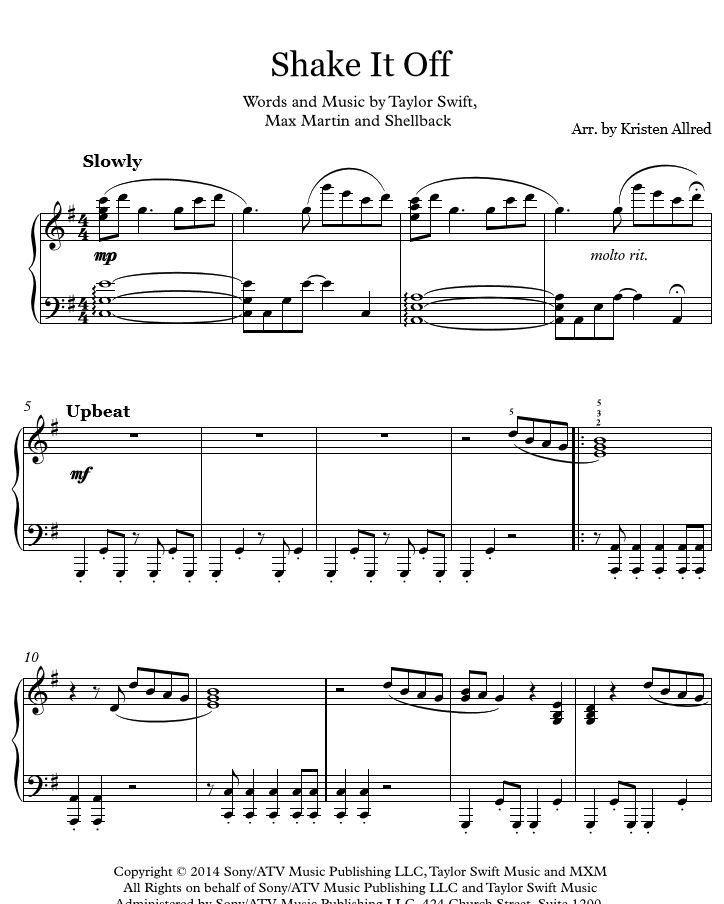 25+ Best Ideas About Popular Piano Sheet Music On